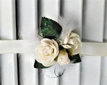 WEDDING BRACELET ΜΠΟΥΤΟΥΝΙΕΡΑ